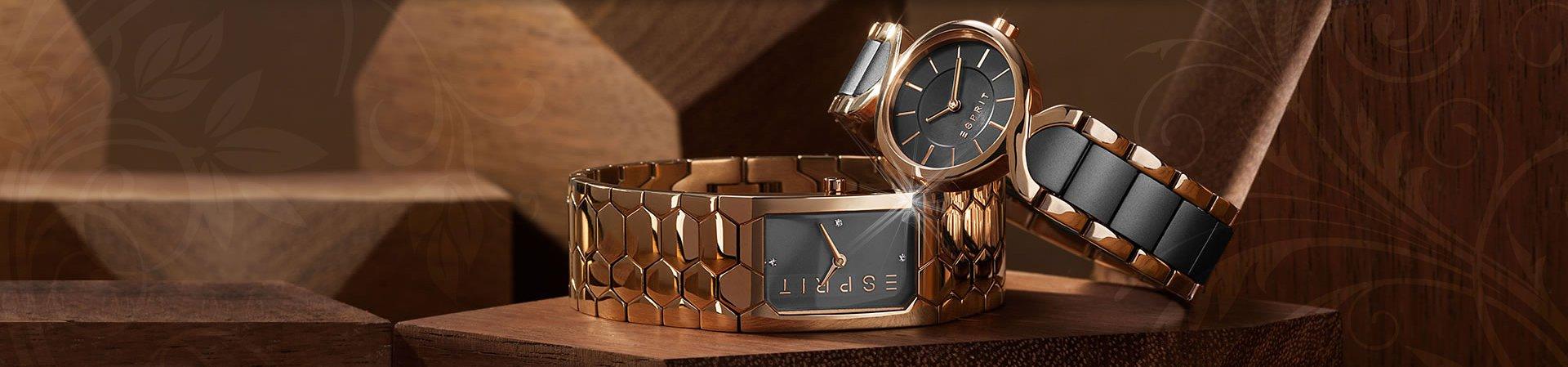 Wyjątkowe zegarki firmy esprit