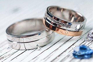 wyjątkowe obrączki ślubne