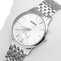 Zegarek męski Doxa Slim Line 105.10.021.10 - zdjęcie 2