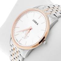 Zegarek męski Doxa Slim Line 105.60.021.60 - zdjęcie 2