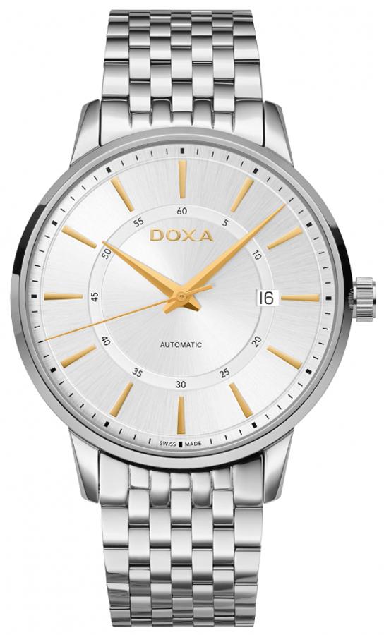 zegarek Doxa 107.10.021Y.10 - zdjęcia 1