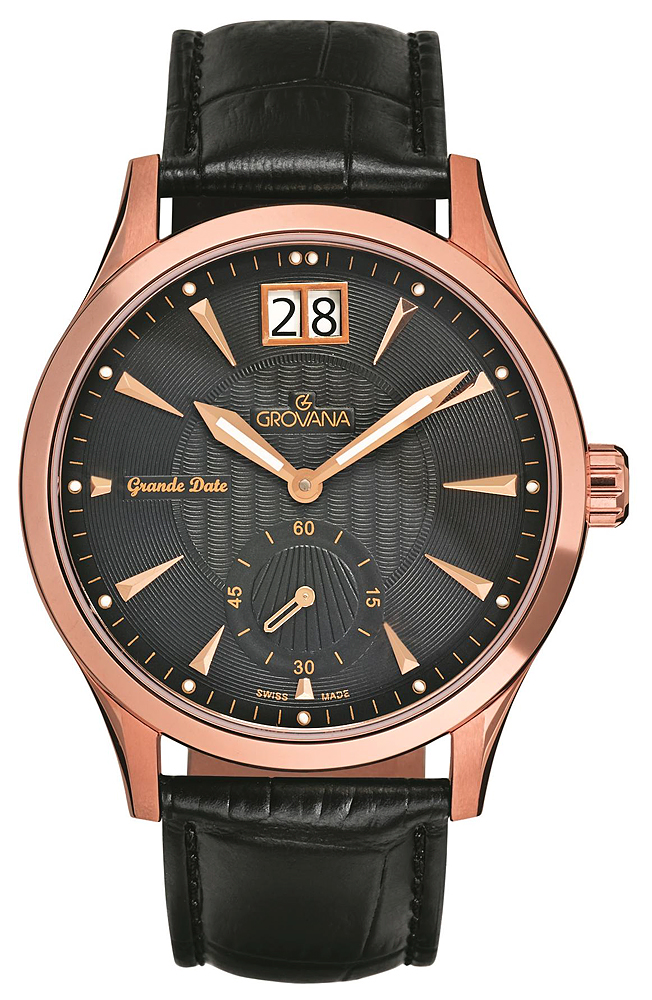 zegarek Grovana 1741.1567 - zdjęcia 1
