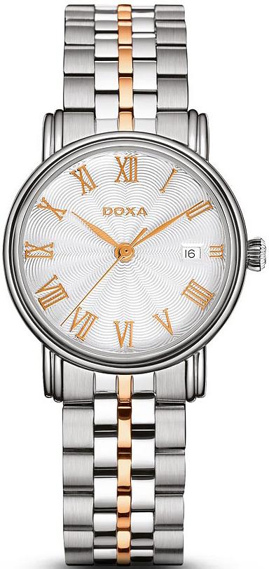 zegarek Doxa 222.65.022.60-POWYSTAWOWY - zdjęcia 1