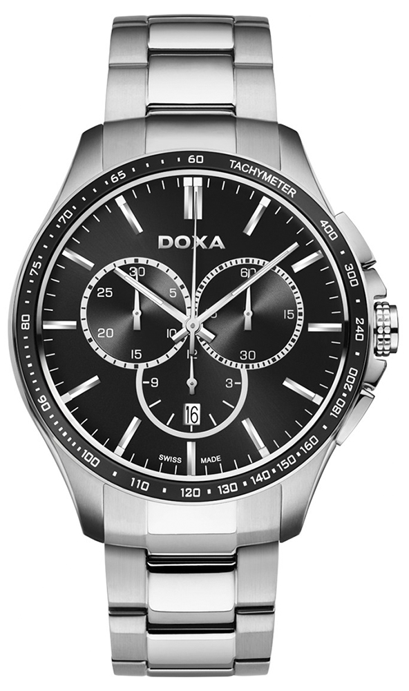 zegarek Doxa 287.10.101.10 - zdjęcia 1