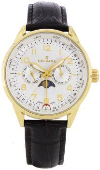 Zegarek męski Delbana 42601.646.6.064