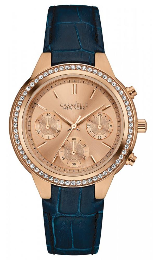 zegarek Caravelle 44L183 - zdjęcia 1