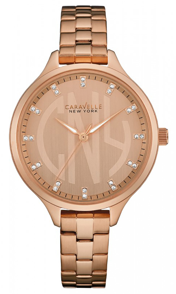 zegarek Caravelle 44L207 - zdjęcia 1