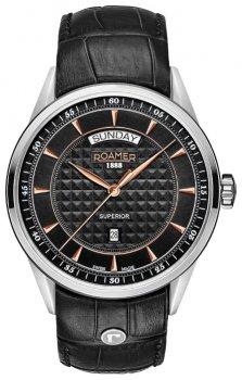 Zegarek męski Roamer 508293.49.55.05