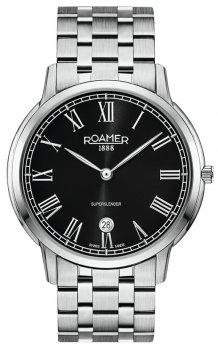 Zegarek męski Roamer 515810.41.52.50