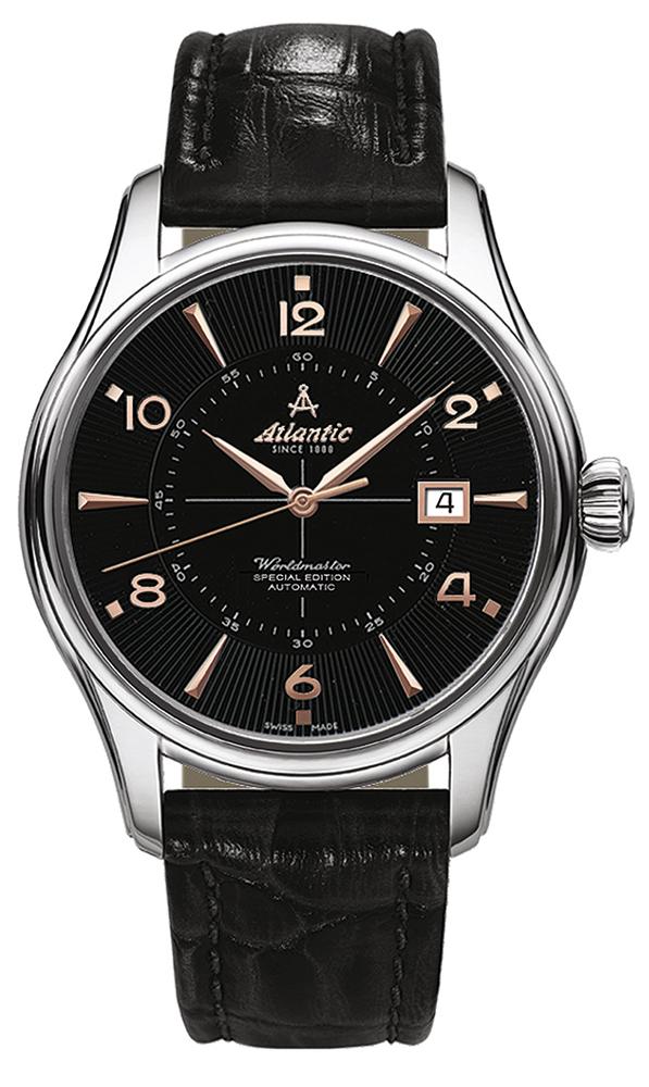 zegarek Atlantic 52752.41.65R - zdjęcia 1
