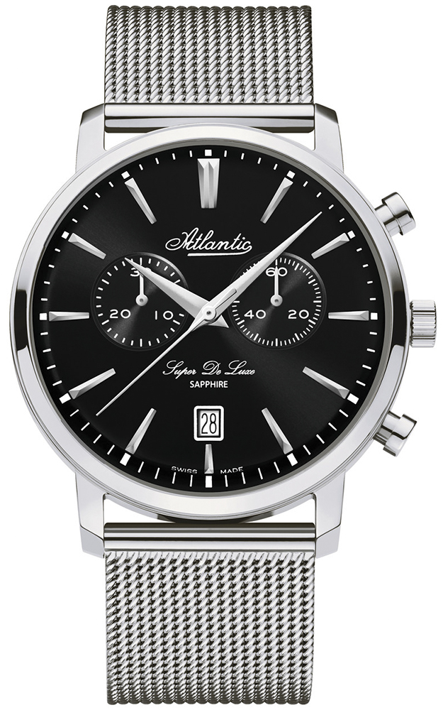 zegarek Atlantic 64456.41.61 - zdjęcia 1