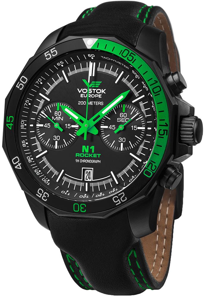 zegarek Vostok Europe 6S21-2254252 - zdjęcia 1