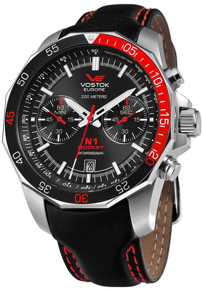 zegarek Vostok Europe 6S21-2255295 - zdjęcia 1