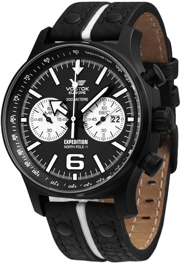 zegarek Vostok Europe 6S21-5954199 - zdjęcia 1