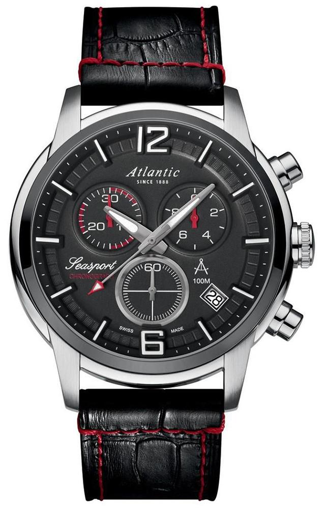 zegarek Atlantic 87461.42.45 - zdjęcia 1