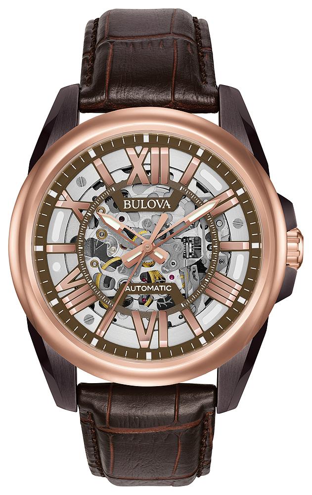 zegarek Bulova 98A165 - zdjęcia 1