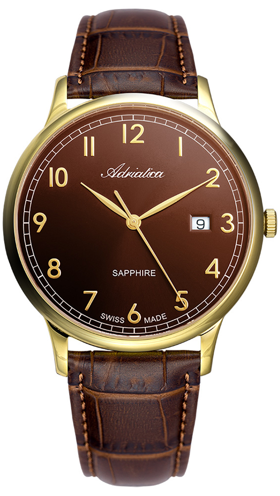 zegarek Adriatica A1280.122GQ - zdjęcia 1