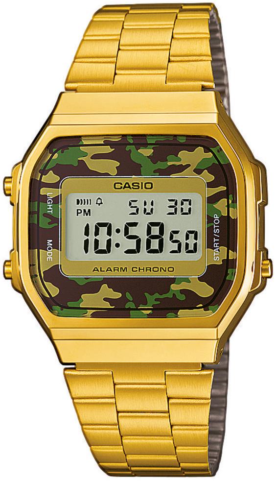 zegarek Casio A168WEGC-3EF - zdjęcia 1