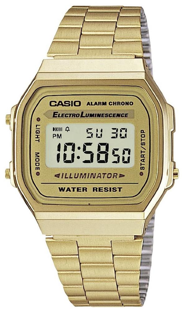 zegarek Casio A168WG-9EF - zdjęcia 1