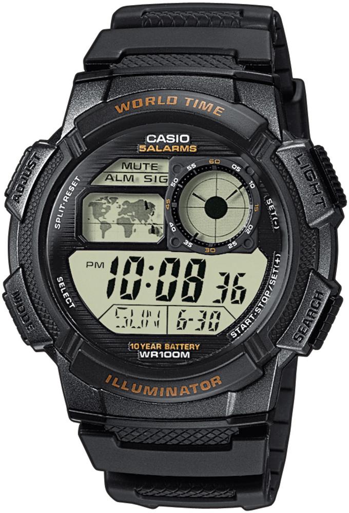 zegarek Casio AE-1000W-1AVEF - zdjęcia 1
