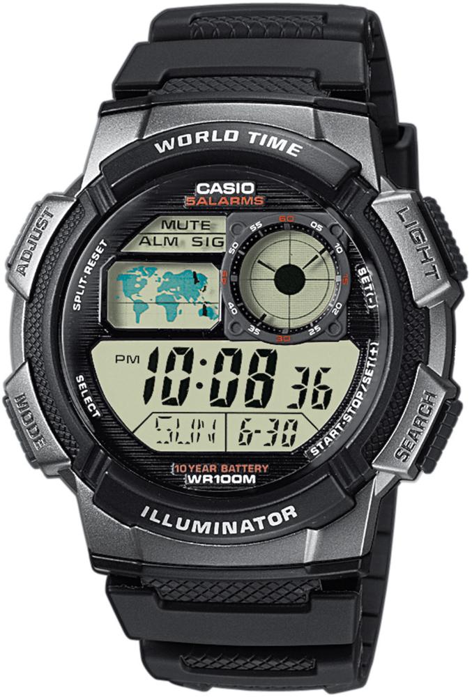 zegarek Casio AE-1000W-1BVEF - zdjęcia 1