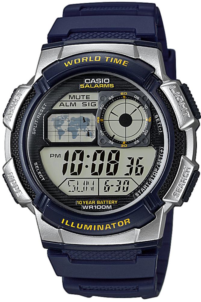 zegarek Casio AE-1000W-2AVEF - zdjęcia 1