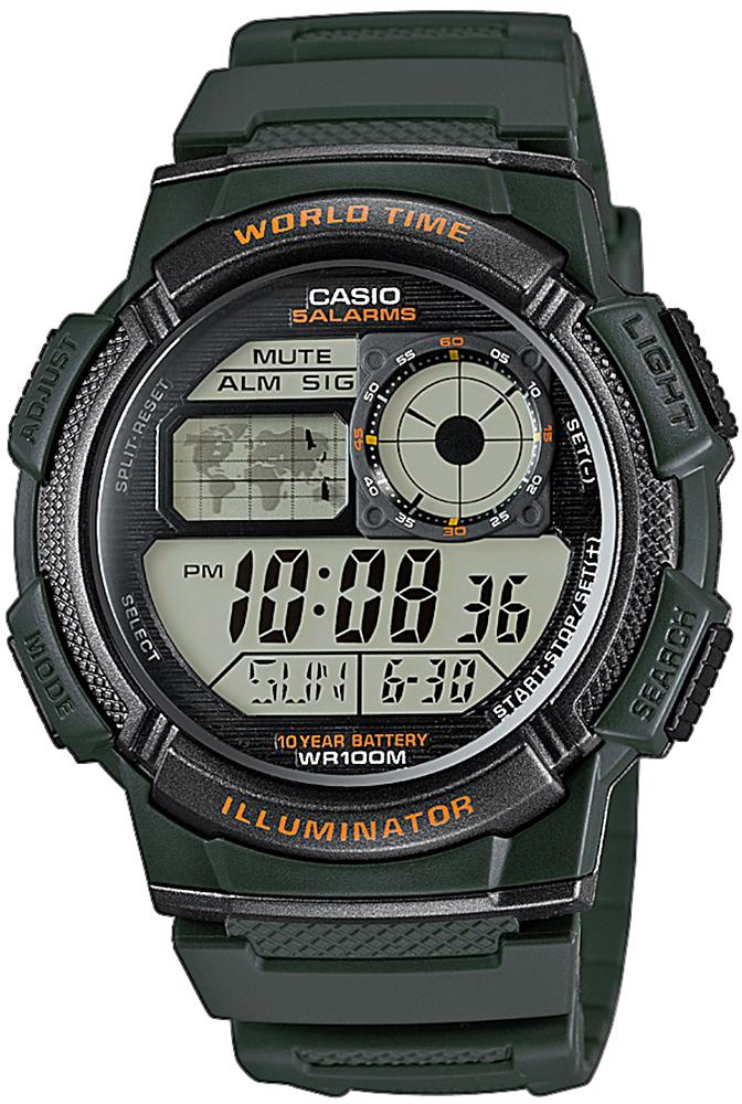 zegarek Casio AE-1000W-3AVEF - zdjęcia 1