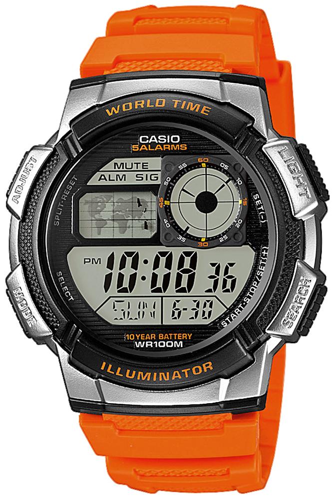 zegarek Casio AE-1000W-4BVEF - zdjęcia 1