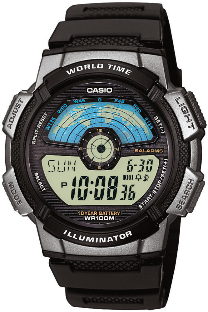zegarek Casio AE-1100W-1AVEF - zdjęcia 1