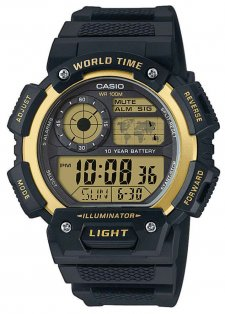 Zegarek męski Casio AE-1400WH-9AVEF