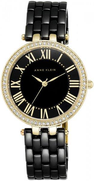zegarek Anne Klein AK-2130BKGB - zdjęcia 1