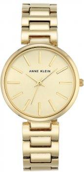 Zegarek damski Anne Klein AK-2786CHGB