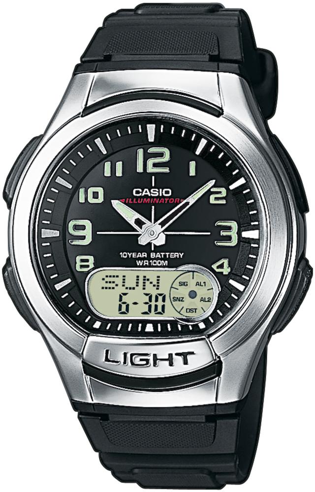 zegarek Casio AQ-180W-1BV - zdjęcia 1