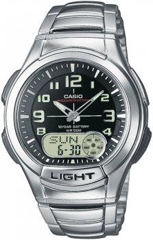 Zegarek męski Casio AQ-180WD-1BV