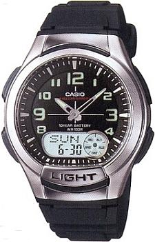 Zegarek męski Casio AQ-180W-1BV
