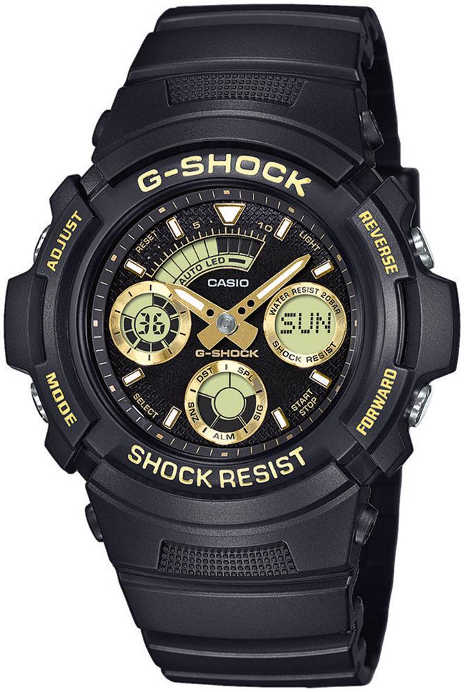 zegarek Casio AW-591GBX-1A9ER - zdjęcia 1