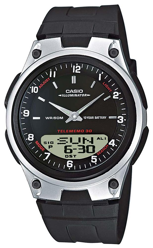 zegarek Casio AW-80-1AV - zdjęcia 1