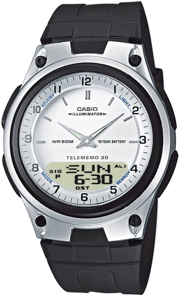 zegarek Casio AW-80-7AV - zdjęcia 1