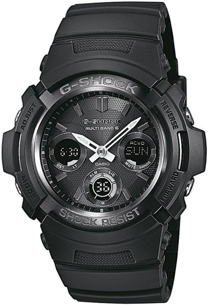 zegarek Casio AWG-M100B-1AER - zdjęcia 1