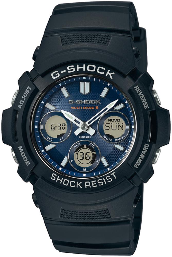 zegarek Casio AWG-M100SB-2AER - zdjęcia 1