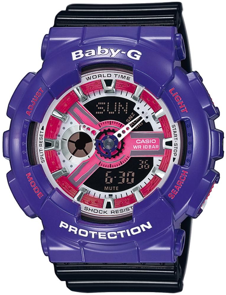 zegarek Casio BA-110NC-6AER - zdjęcia 1
