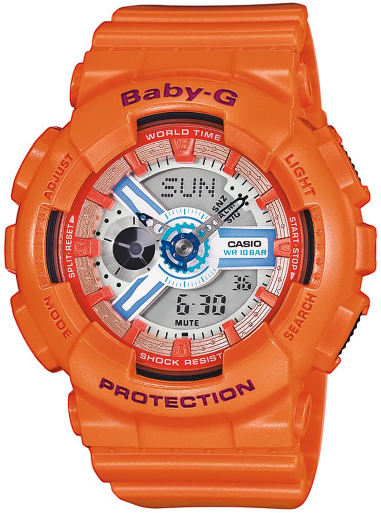 zegarek Casio BA-110SN-4AER - zdjęcia 1