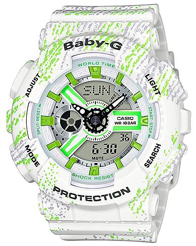 zegarek Casio BA-110TX-7AER - zdjęcia 1