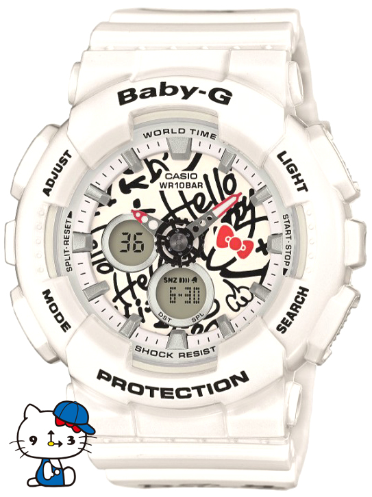 zegarek Casio BA-120KT-7AER - zdjęcia 1