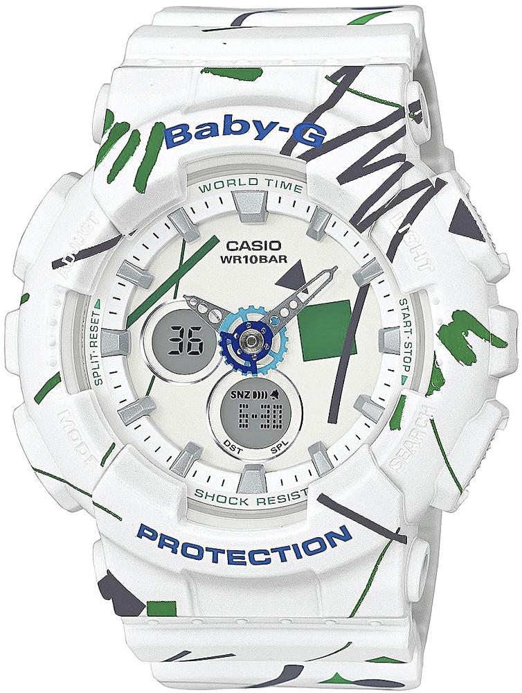 zegarek Casio BA-120SC-7AER - zdjęcia 1