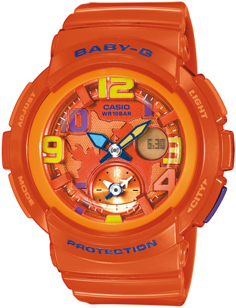 zegarek Casio BGA-190-4BER - zdjęcia 1