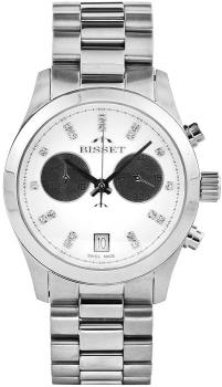 Zegarek  Bisset BSBE22SIWS05AX-POWYSTAWOWY