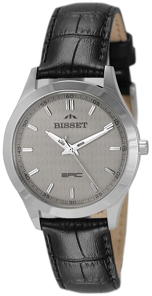zegarek Bisset BSCE50SIVX03BX-POWYSTAWOWY - zdjęcia 1