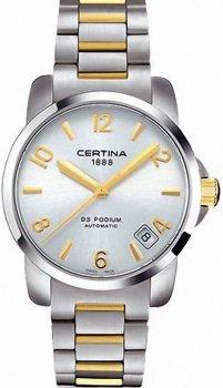 Zegarek damski Certina C001.207.22.037.00