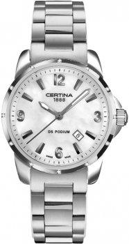 Zegarek damski Certina C001.210.11.117.10